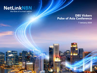 DBS Vickers Pulse of Asia Conference