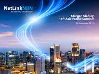Morgan Stanley 18th Asia Pacific Summit