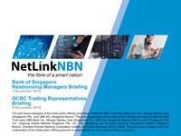 Bank Of Singapore Relationship Managers Briefing (7 Nov 2018) / OCBC Trading Representatives Briefing (9 Nov 2018)